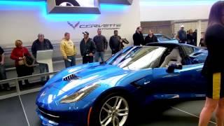 Sweeney Chevrolet Buick GMC presents: 2014 Chevrolet Corvette