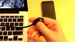 See How Apple's iPhone 6 Reversible USB Cable Could Work