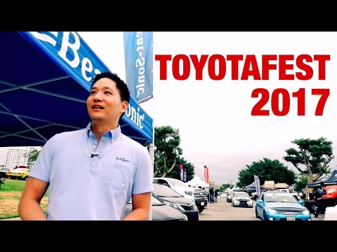 All Toyotafest 2017, Long Beach Coverage by Beat-Sonic USA! Best Toyotas in the West!