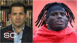 nfl-investigation-didn-find-evidence-tyreek-hill-adam-schefter-sportscenter