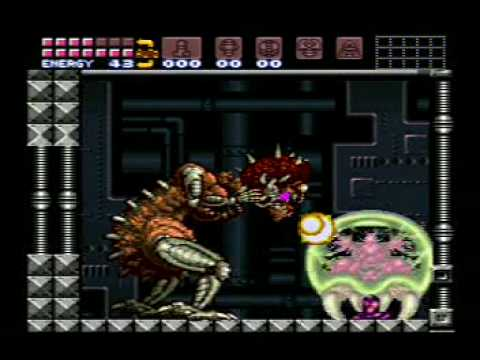 mother brain metroid - photo #42