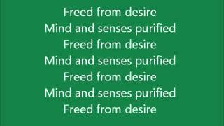 Gala - Freed From Desire LYRICS