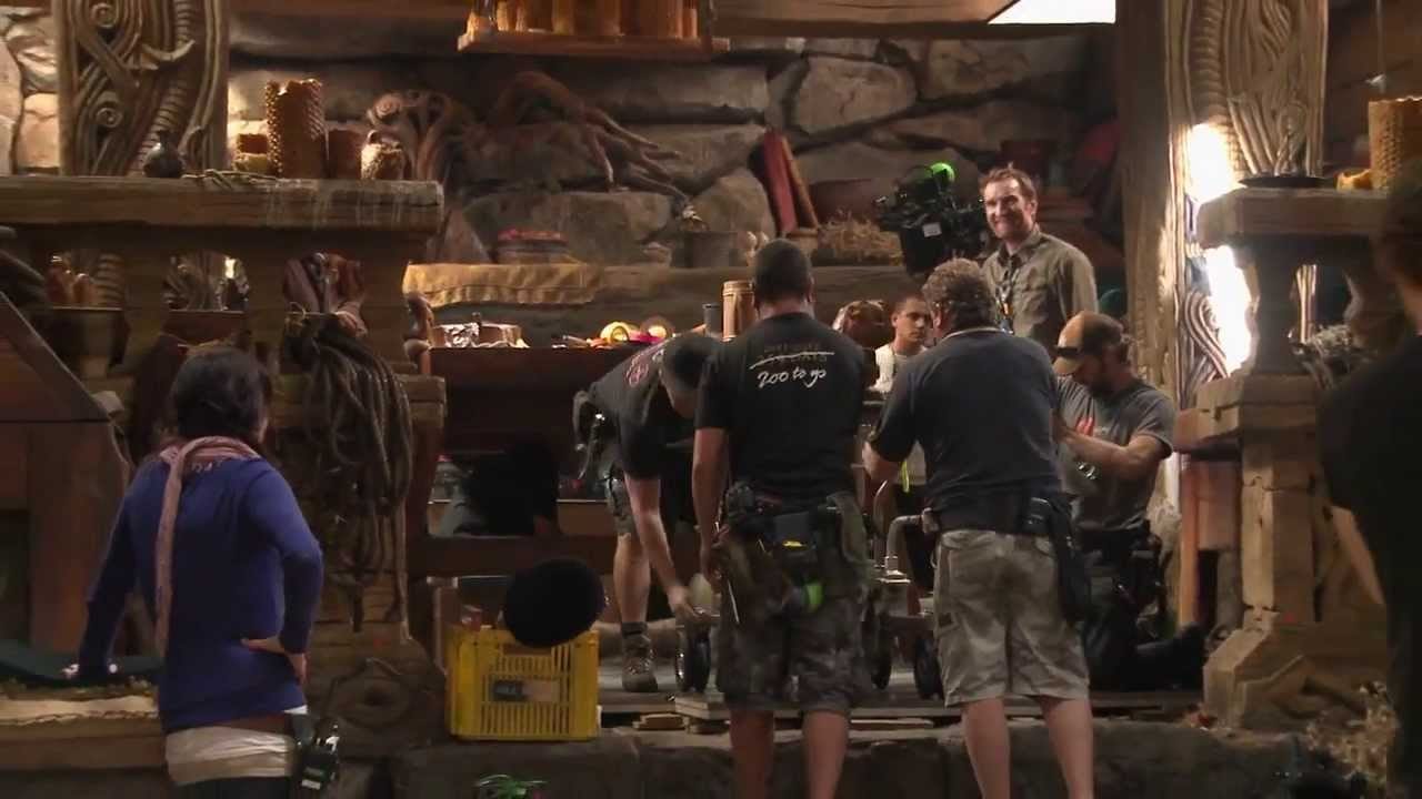 The Hobbit (2013) Beorn's House - Exclusive Footage - YouTube
