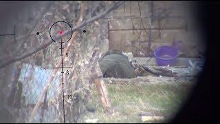 Видеокадры спецоперации ФСБ по ликвидации бандитов в Дагестане