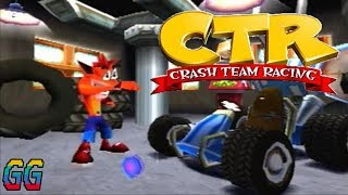 Video PS1 Crash Team Racing 1999 PLAYTHROUGH (101%) download MP3, 3GP, MP4, WEBM, AVI, FLV November 2018