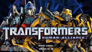 Transformers: Human Alliance