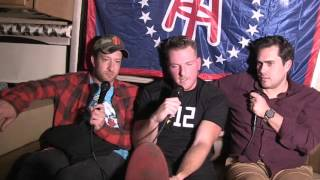The Barstool Casting Couch Featuring Colts Punter Pat Mcafee