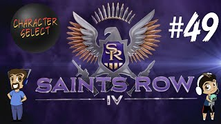 Saints Row 4 Part 49 - System Overload - CharacterSelect