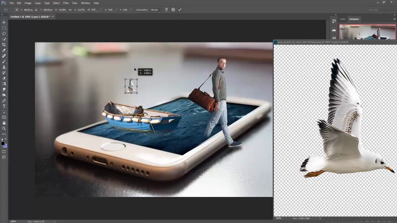 Pop Out Screen : Ks editz d pop out mobile screen effect photoshop
