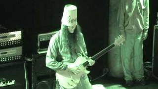 Buckethead - New, Untitled Song - Live at the GAMH