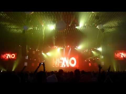NERVO play Rise early Morning (Live @ Isle of Dreams Switzerland 10.8.2014)