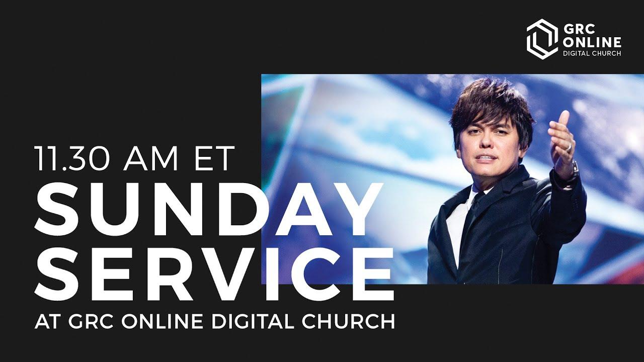Download 11.30am ET   GRC Online — Grace Revolution Digital Church Service   Pastor Joseph Prince