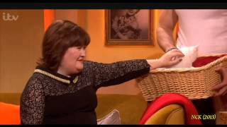 Susan Boyle ~ Interview & Extended Coverage ~ (Paul O'Grady Show) 29 Nov 13