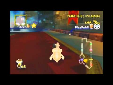 Mario Kart Wii - Pwning Another FTW Hacker 2