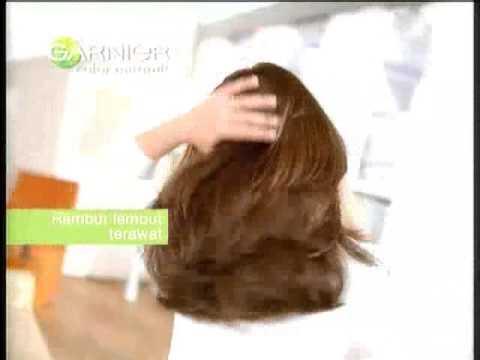 Garnier Color Natural Pewarna Dan Perawat Rambut Iklan Youtube