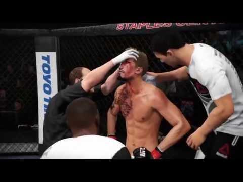 """ลองเล่น : UFC® 2 : แม่ไม้มวยไทย """"พี่ตูน Bodyslam"""""""