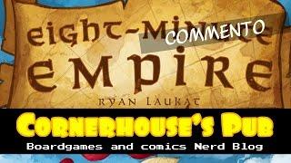 019# - 8 Minuti per un impero (DV giochi) Commento