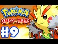 Pokemon Omega Ruby and Alpha Sapphire Gameplay Walkthrough Part 9 Cosplay Pikachu