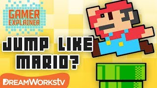 What If You Could Jump Like Mario? | GAMER EXPLAINER