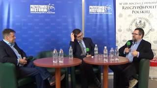 Tajemnice wywiadu - Wywiad w służbie Niepodległej (6.11.2018)