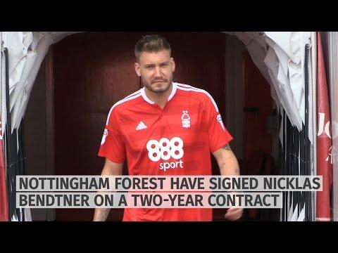 Twitter Reacts As Nicklas Bendtner Joins Nottingham Forest
