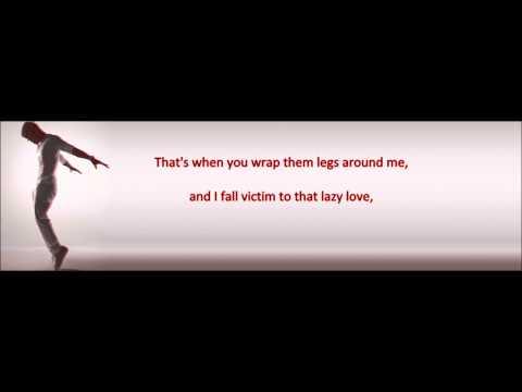 Ne-Yo - Lazy Love (lyrics)