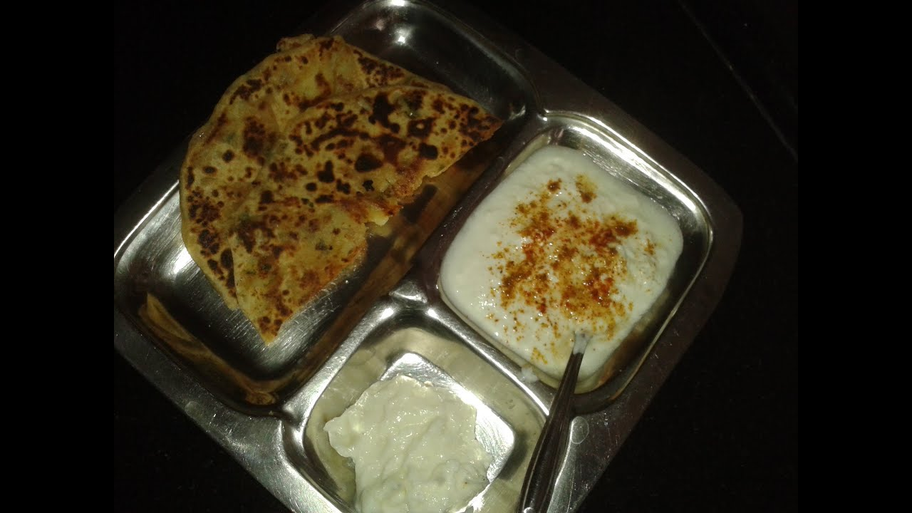 Punjabi aloo paratha youtube forumfinder Image collections