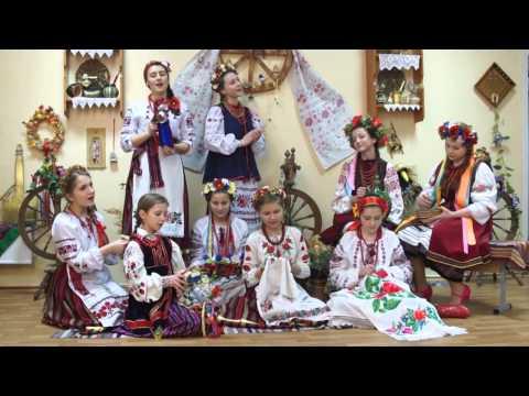 Ukrainian folk songs 2015. Folklore ensemble