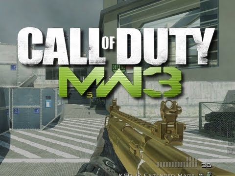MW3 - Random and Funny Moments #2!