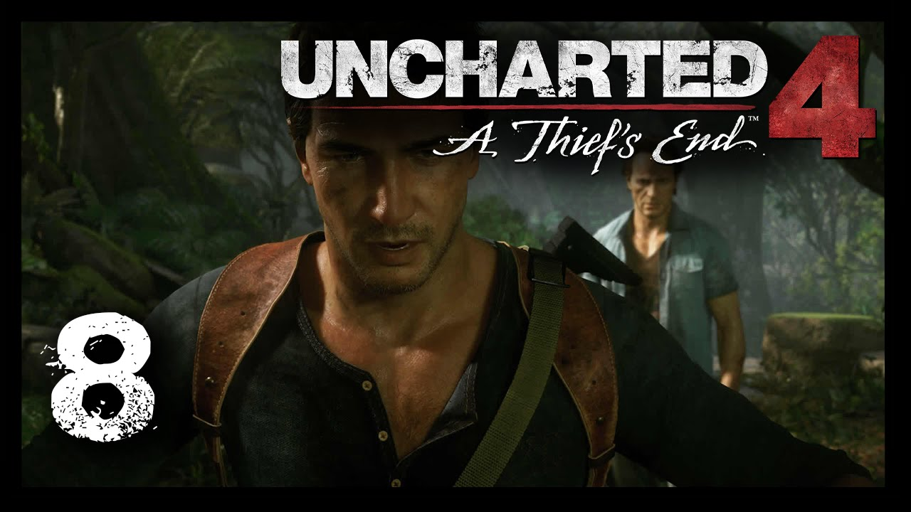Uncharted 4 #8 - Condent - YouTube