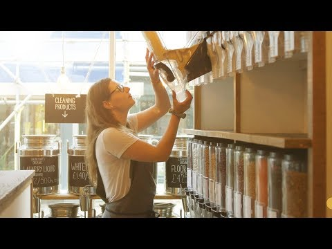 Are Zero Waste shops the future? - The Zero Waste Shop | The Great British High Street Awards 2018
