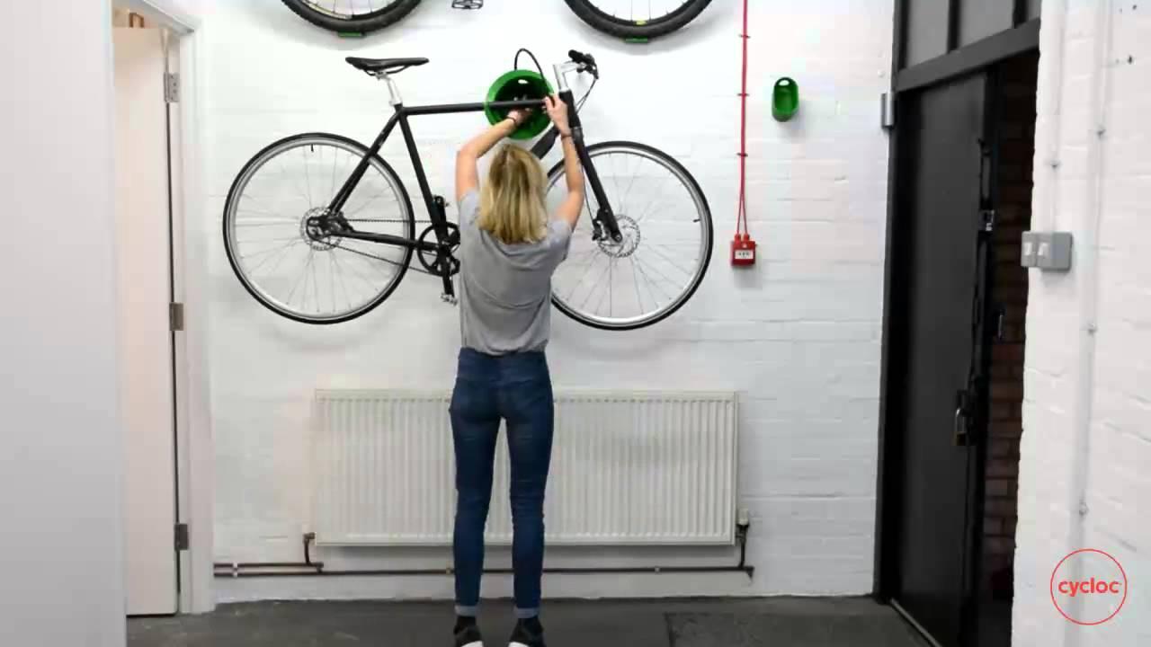 Cycloc cool Bike Storage -SOLO and LOOP & Cycloc cool Bike Storage -SOLO and LOOP - YouTube