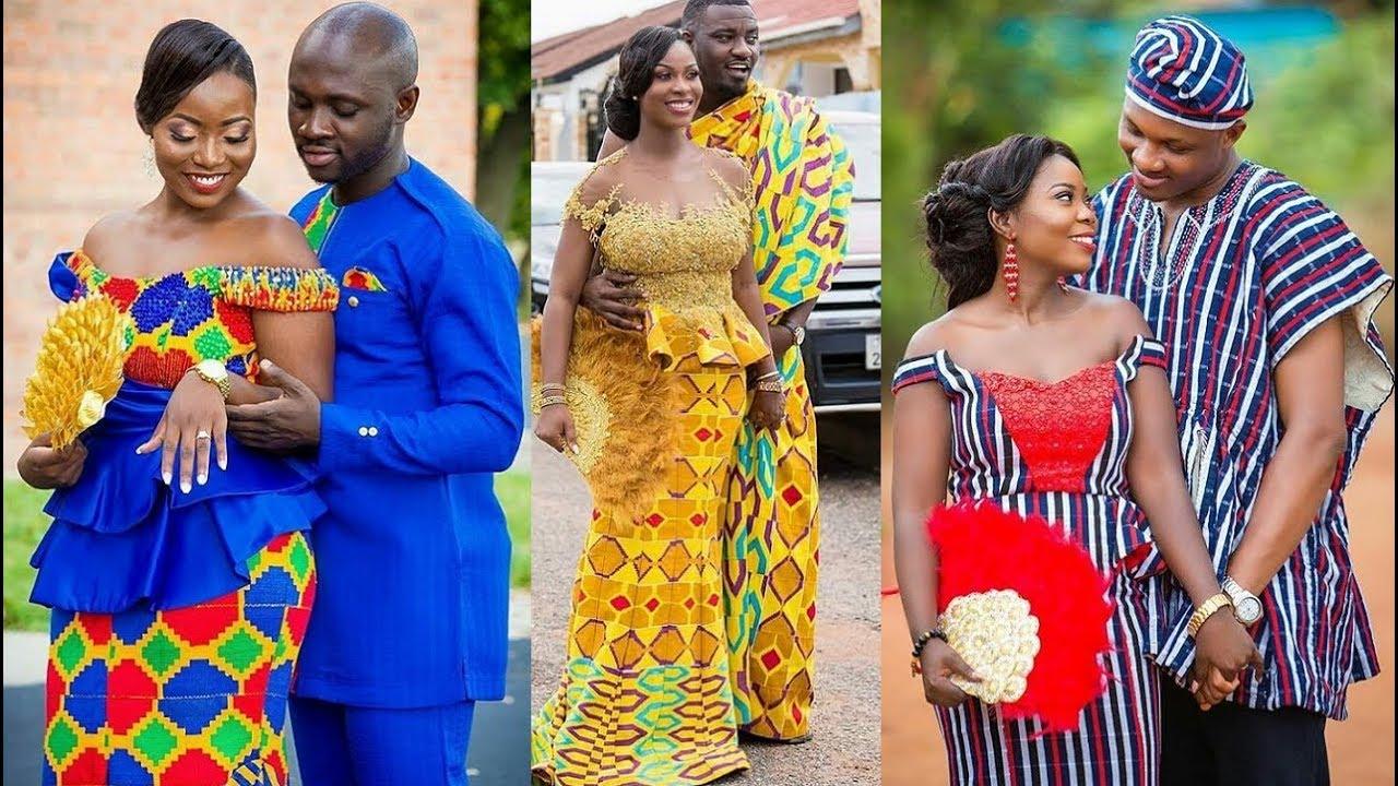 100+ Latest Traditional Wedding Attire 2019 African Styles