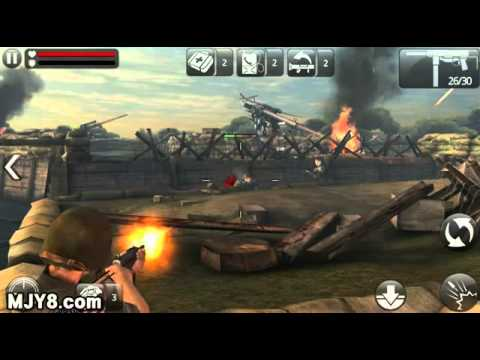 Frontline Commando d day   Android  iPhone game