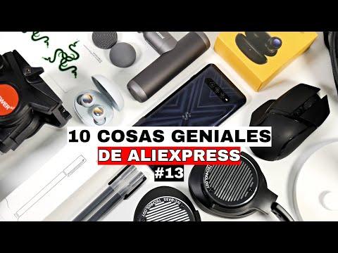 10 COSAS GENIALES que puedes comprar en ALIEXPRESS #13
