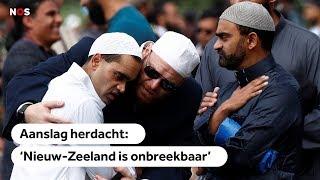 Week na aanslagen Christchurch: duizenden Nieuw-Zeelanders bij vrijdaggebed
