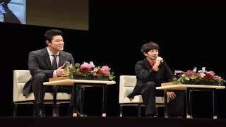 NHK大河ドラマ「西郷どん」(日曜後8・00)で主演を務める西郷隆盛役の...