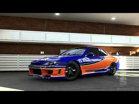 Forza 5 Hans Nissan Silvia From Tokyo Drift Forzavista