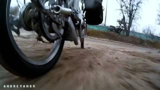 Электровелосипед 250 Вт по льду и воде(Электровелосипед с цепным электродвигателем мощностью 250 Вт напряжением 24 В, колеса 16 дюймов, свинцово-кисл..., 2016-03-20T21:48:59.000Z)