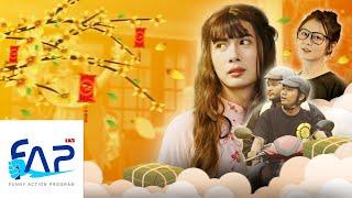 FAPtv Cơm Nguội: Tập 245 - Tết Này Con Không Về (Phim HÀI TẾT 2021)