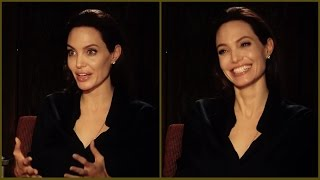 Angelina Jolie On Her Rebellious Past And The Fire She Hides Inside Her