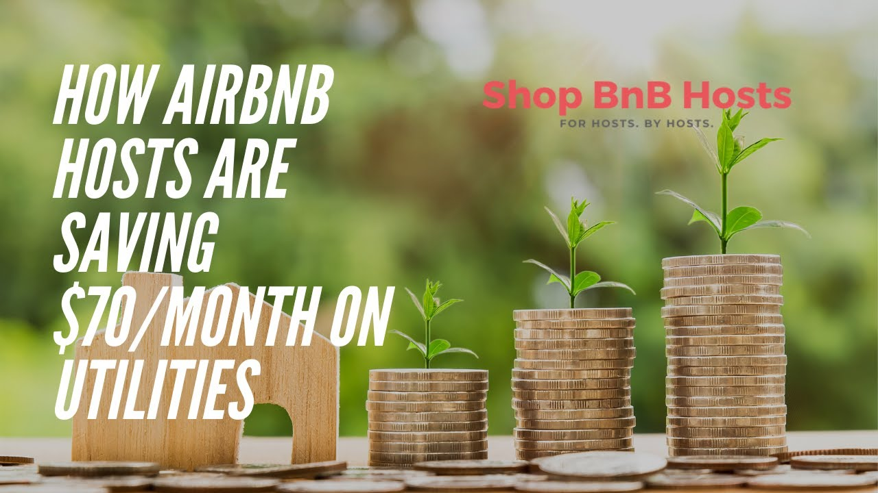 How AirBnB hosts are saving $70/month on Utilities | Must have AirBnB Thermostat