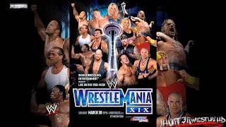 "WWE Wrestlemania XIX Official Theme Song - ""Crack Addict"" By Limp Bizkit + DL ᴴᴰ"