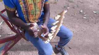 The Bow Harp Sound.