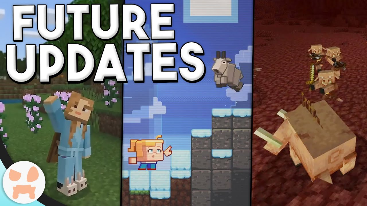 New Features Coming to Minecraft in 9!