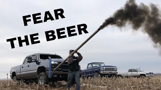 DURAMAX POWERED BEER LAUNCHER (5 beer boosted launch)