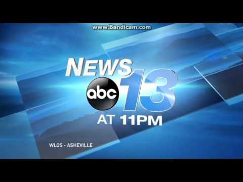 WLOS: News 13 At 11pm Open--01/11/16