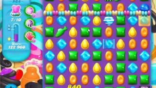 Candy Crush Soda Saga Level 964 - NO BOOSTERS