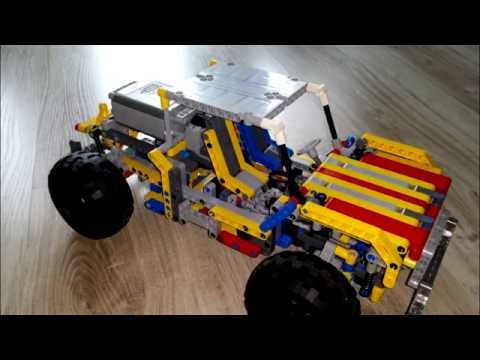 lego 42000 motorized - photo #25