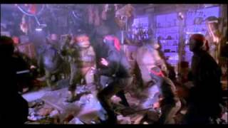 "Scenes From... TMNT (1990) - ""Ninja, Vanish!"""
